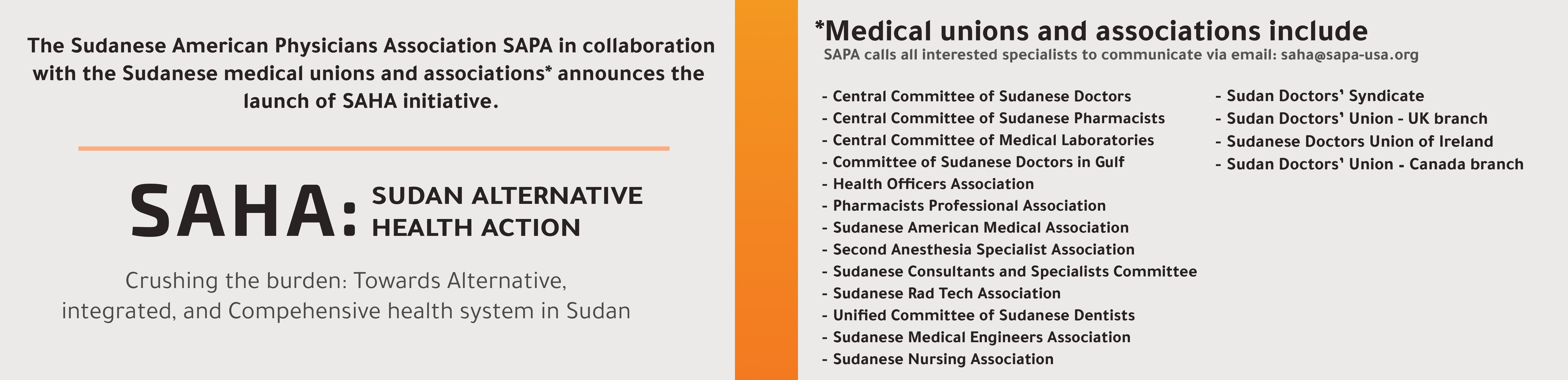 Sudan Alternative Health Action